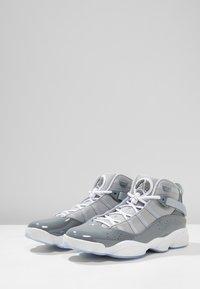 Jordan - 6 RINGS - Høye joggesko - cool grey/white/wolf grey - 2
