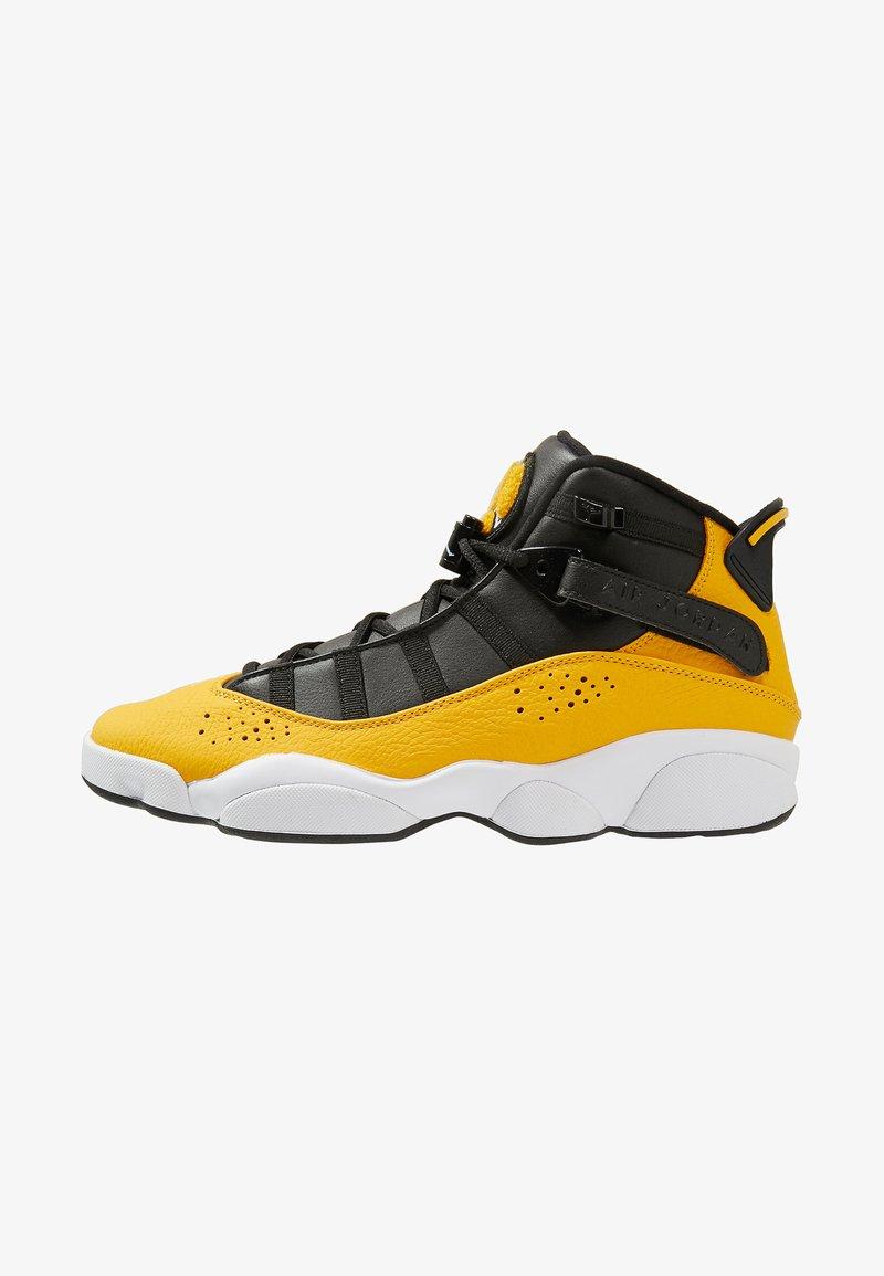 Jordan - 6 RINGS - High-top trainers - university gold/white/black
