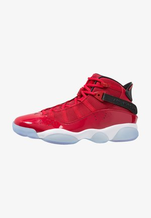 6 RINGS - High-top trainers - gym red/black/white