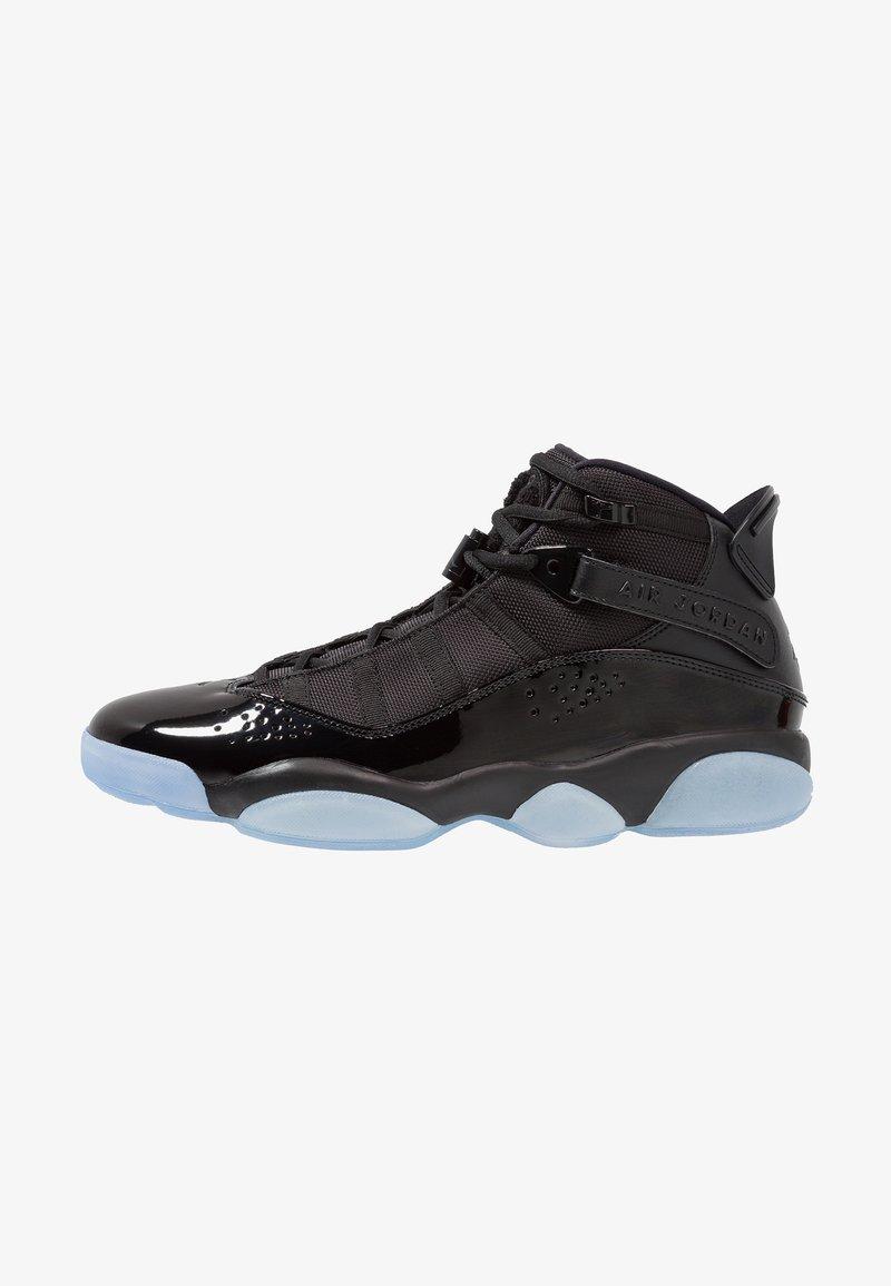 Jordan - 6 RINGS - Sneaker high - black/white