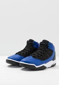 Jordan - MAX AURA - High-top trainers - game royal/black/white - 2