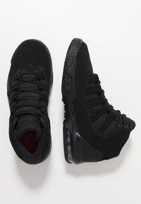 Jordan - MAX AURA - High-top trainers - black - 1