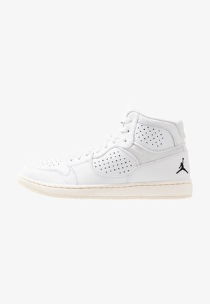 ACCESS - Sneakersy wysokie - white/pale ivory