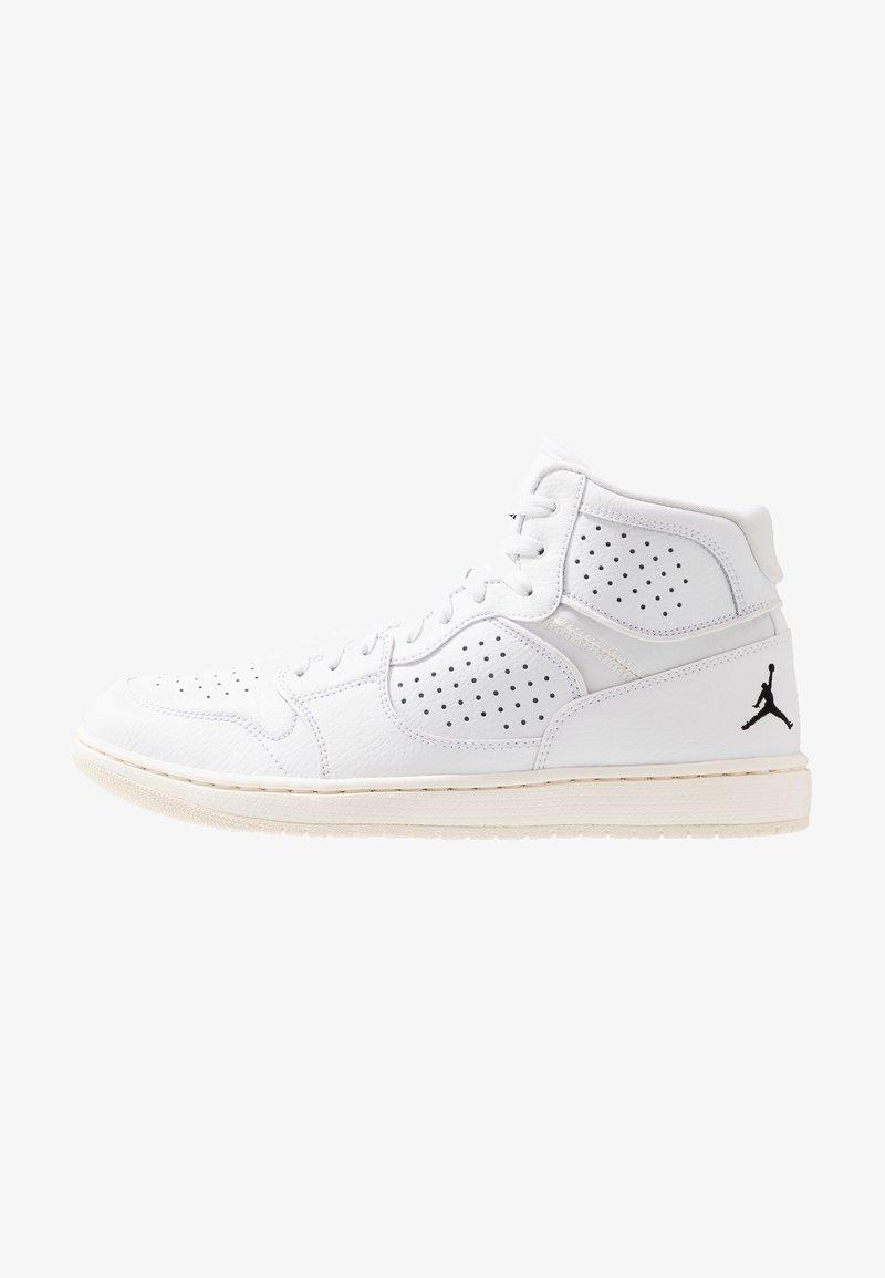 Jordan - ACCESS - Zapatillas altas - white/pale ivory