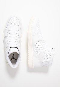 Jordan - ACCESS - Zapatillas altas - white/pale ivory - 1