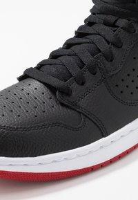 Jordan - ACCESS - High-top trainers - black/red/white - 5