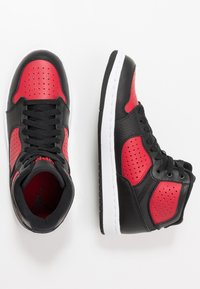 Jordan - ACCESS - High-top trainers - black/gym red/white - 1