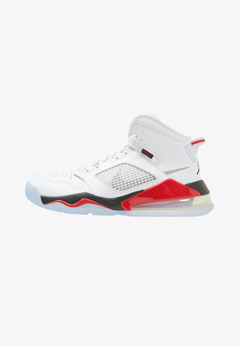 Jordan - MARS 270 - Höga sneakers - white/reflect silver/fire red/black