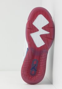Jordan - MARS 270 - High-top trainers - white/black/university red/rush blue - 4