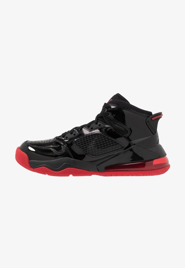 MARS 270 - Sneakers hoog - black/anthracite/gym red