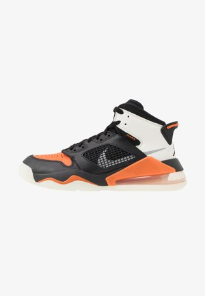 MARS 270 - High-top trainers - black/reflect silver/starfish/sail