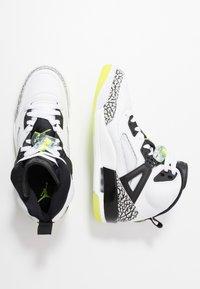 Jordan - SPIZIKE  - Scarpe skate - white/volt/black - 1