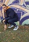 Jordan - SPIZIKE  - Zapatillas skate - cool grey/black/wolf grey/pure platinum/white/total orange