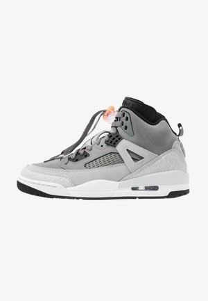 SPIZIKE  - Skate shoes - cool grey/black/wolf grey/pure platinum/white/total orange