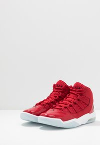 Jordan - MAX AURA - Zapatillas altas - gym red/black/white/ice - 2