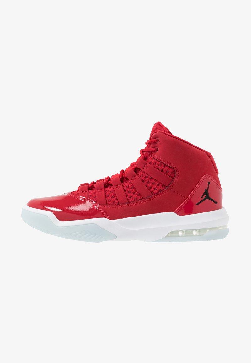 Jordan - MAX AURA - Sneakers high - gym red/black/white/ice