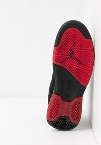 Jordan - MAXIN 200 - High-top trainers - black/gym red/white - 4