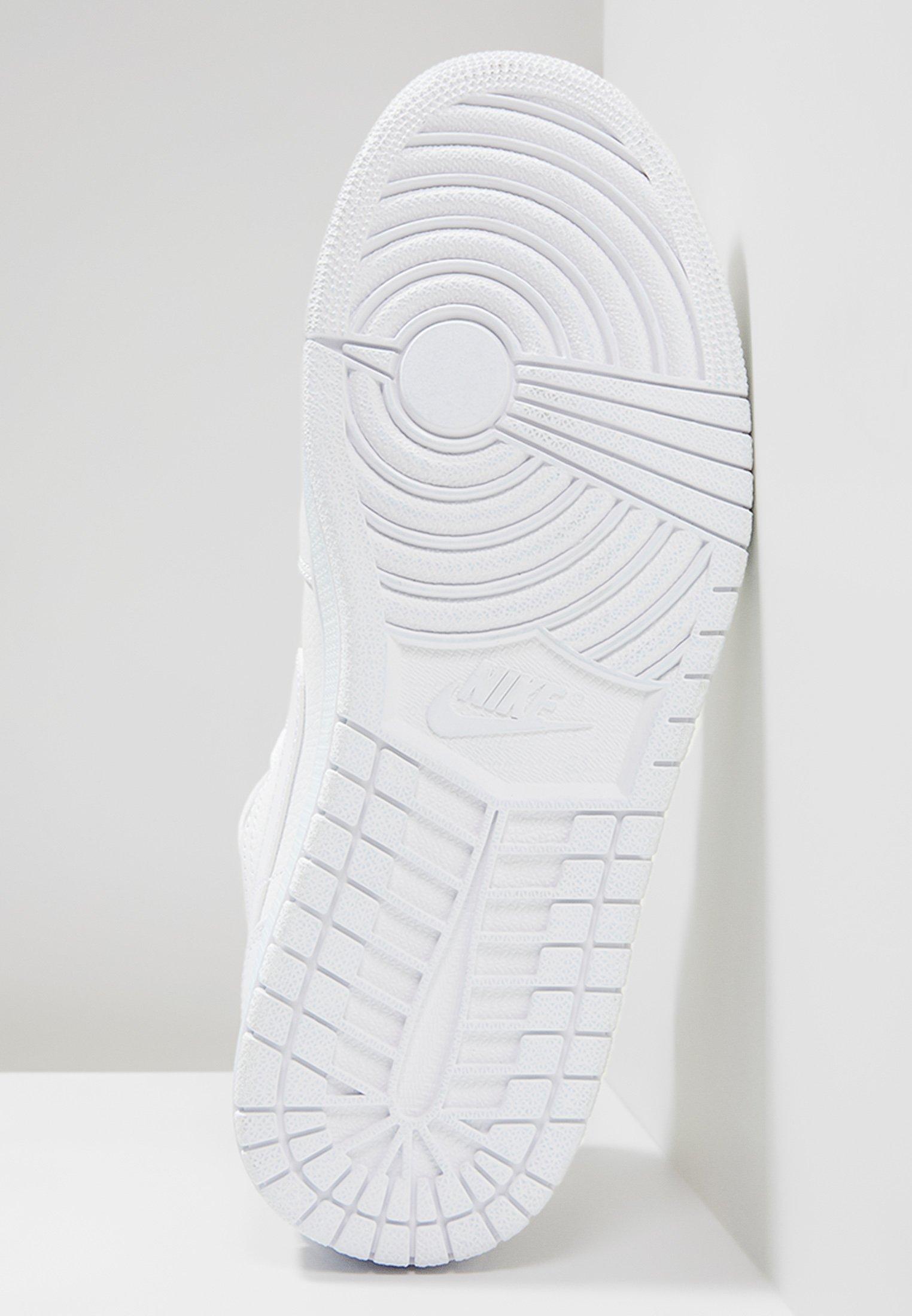 Jordan AIR JORDAN 1 LOW - Baskets basses white