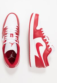 Jordan - AIR 1 - Trainers - gym red/white - 1