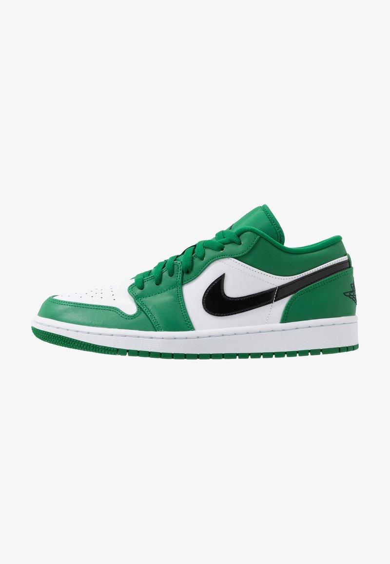 Jordan - AIR 1 - Tenisky - pine green/black/white