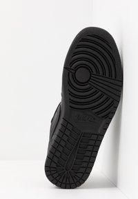 Jordan - AIR 1 - Sneakersy niskie - black - 4