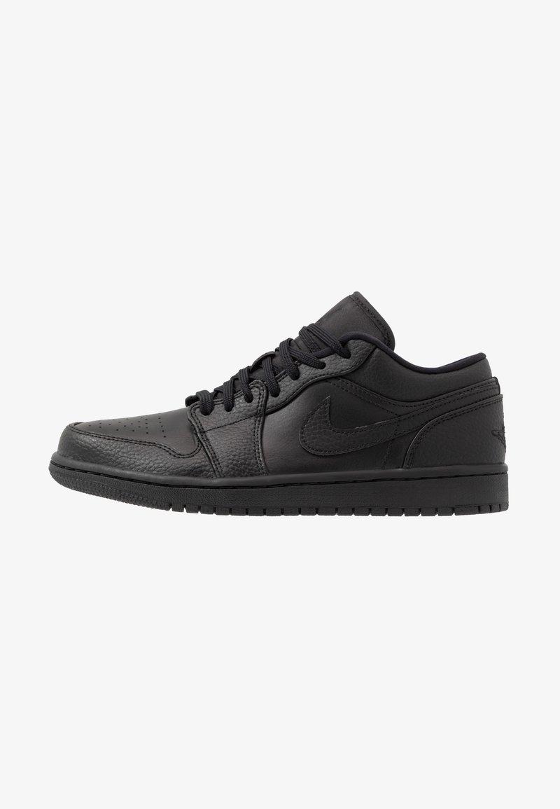 Jordan - AIR 1 - Sneakersy niskie - black
