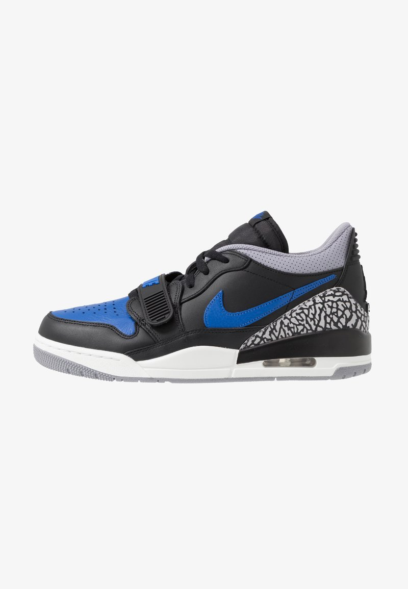 Jordan - AIR LEGACY 312 - Sneakers - black/game royal/white/team orange