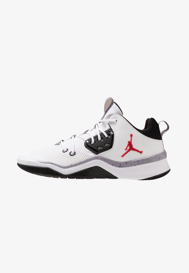Jordan - DNA - Sneaker high - white/gym red/black/cement grey