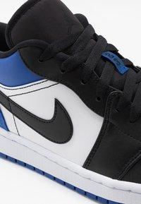 Jordan - AIR 1 - Matalavartiset tennarit - sport royal/black/white - 5