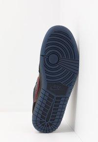 Jordan - AIR 1 SE - Trainers - black/red orbit - 4