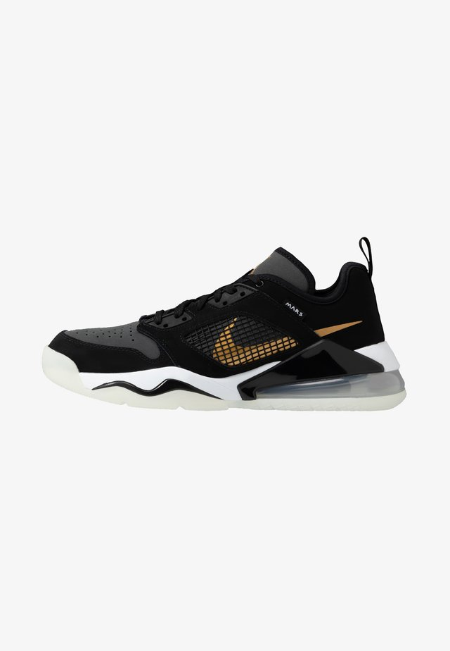 MARS 270  - Trainers - black/metallic gold/dark smoke grey/white/pure platinum