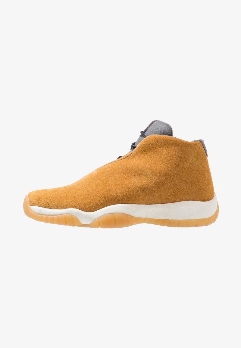 Jordan - AIR FUTURE - Baskets montantes - wheat/dark grey/sail