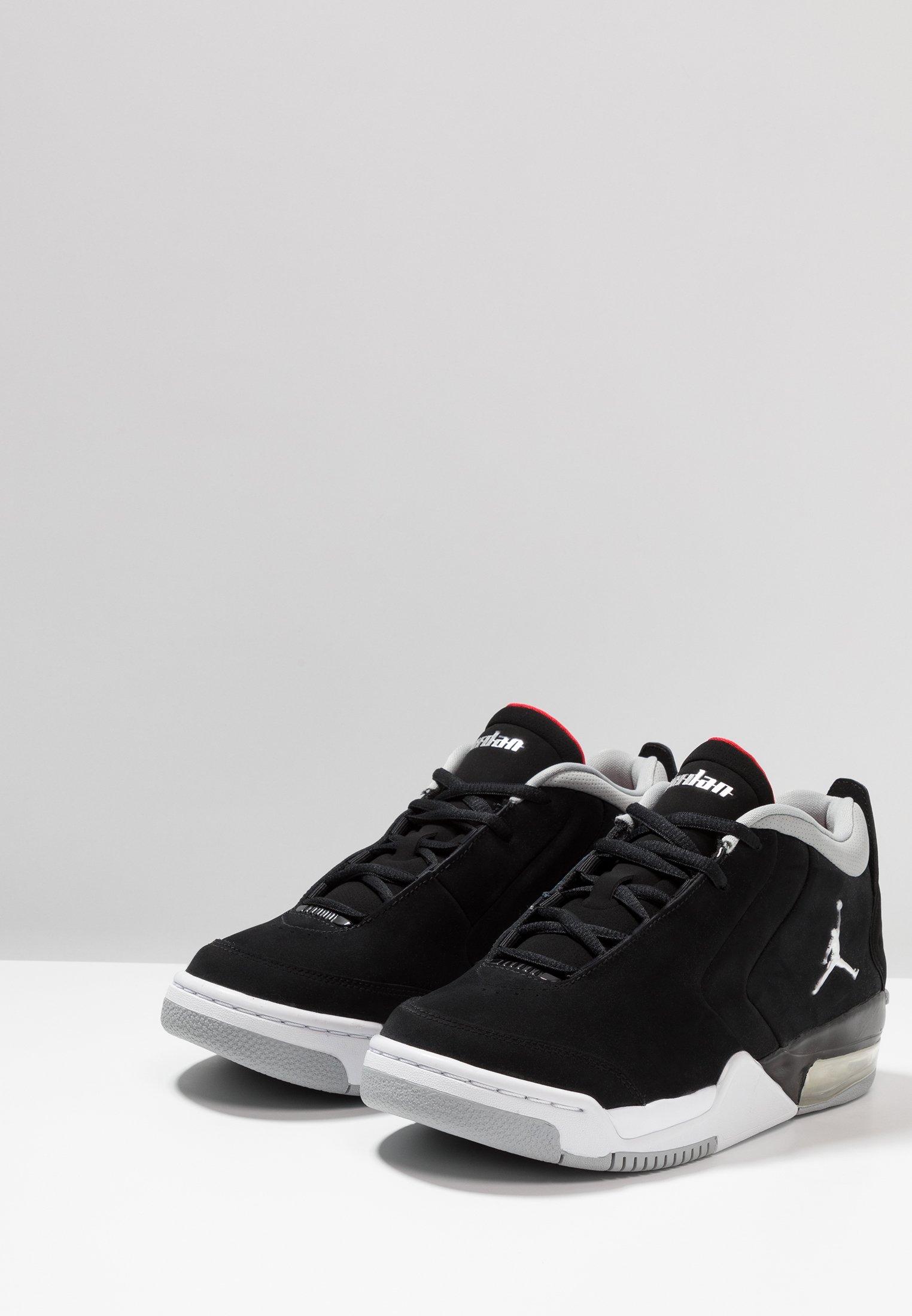 Jordan Træningsjakker - black/white