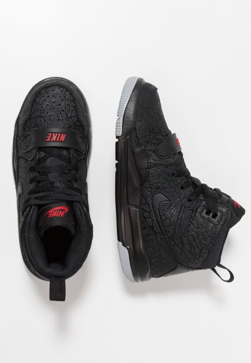 Jordan - LEGACY 312  - Sneakersy wysokie - black/varsity red