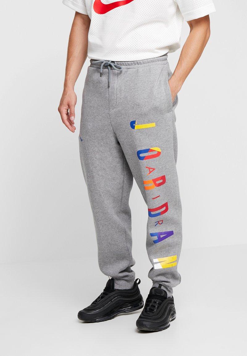 Jordan - PANT - Pantalones deportivos - carbon heather