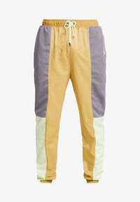 Jordan - WINGS SUIT PANT - Pantalon de survêtement - club gold/luminous green/gunsmoke - 4