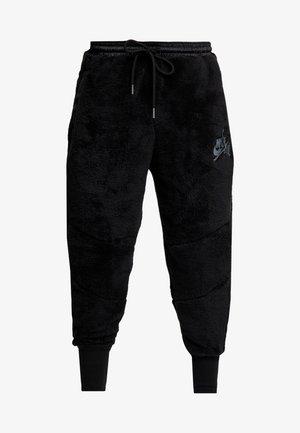 WINGS SOLID PANT - Pantaloni sportivi - black