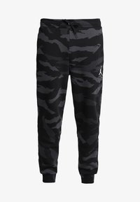 Jordan - JUMPMAN PANT - Pantalon de survêtement - black/anthracite/white - 3