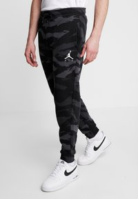 Jordan - JUMPMAN PANT - Pantalon de survêtement - black/anthracite/white - 0