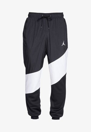 WINGS DIAMOND PANT - Verryttelyhousut - black/white