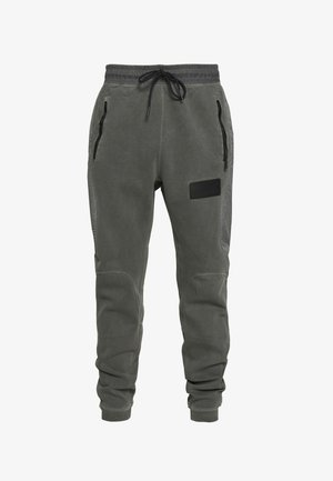 PANT - Joggebukse - black/infrared