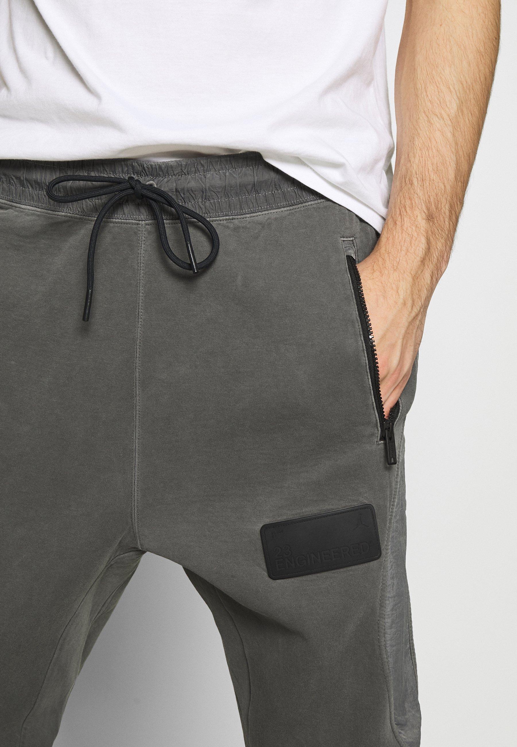 Jordan Pant - Träningsbyxor Black/infrared