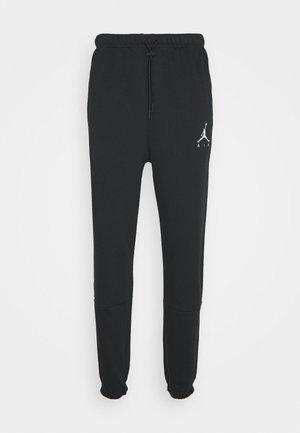 JUMPMAN AIR PANT - Tracksuit bottoms - black/white