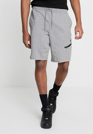 M J JUMPMAN FLC SHORT - Shortsit - carbon heather