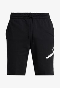 Jordan - M J JUMPMAN FLC SHORT - Short - black/white