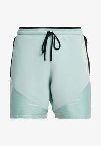 Jordan - Pantalones deportivos - quartz/black/luminous green - 5