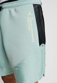 Jordan - Pantalones deportivos - quartz/black/luminous green - 3