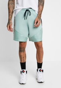 Jordan - Pantalones deportivos - quartz/black/luminous green - 0