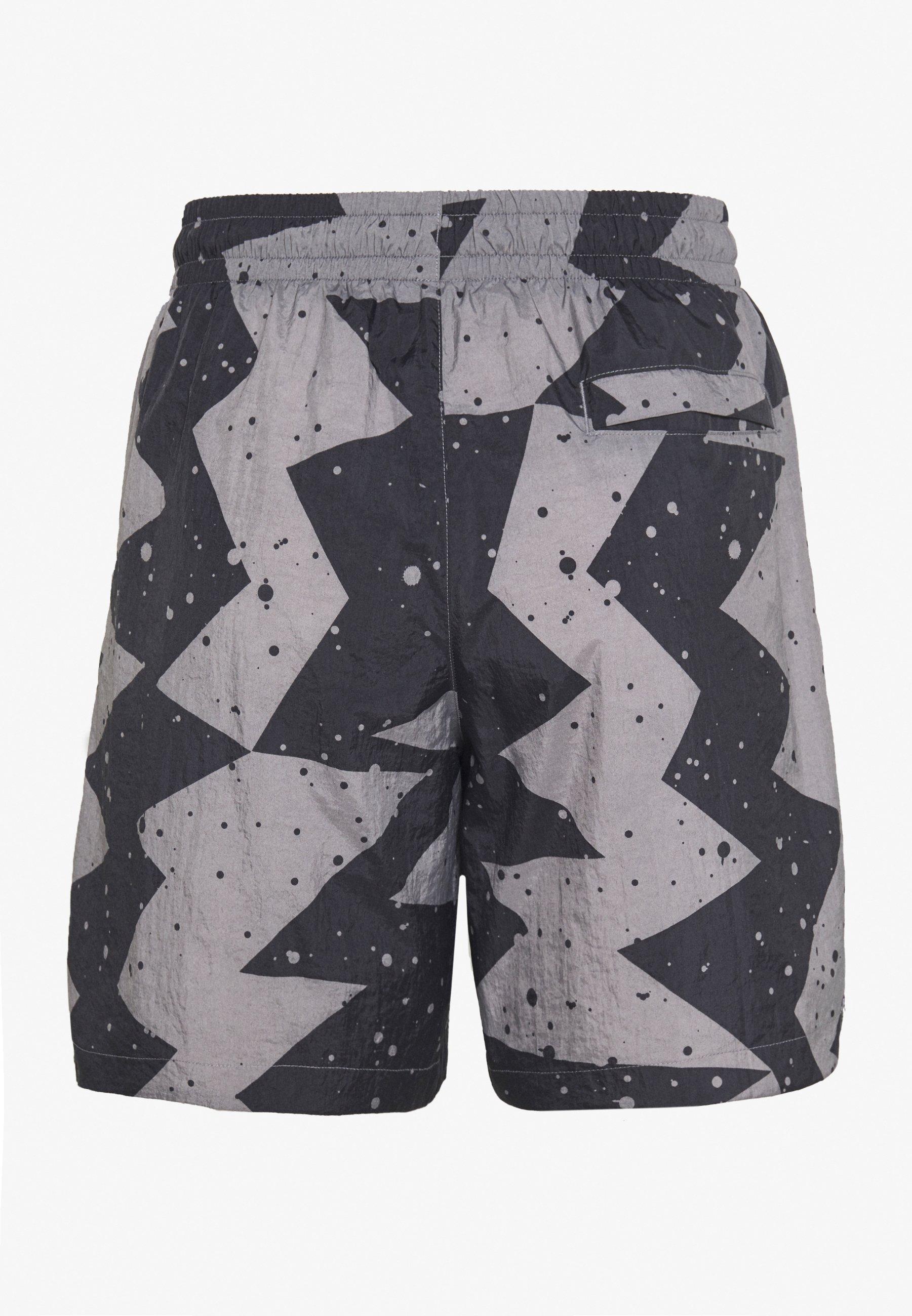 Jordan JUMPMAN POOLSIDE - Shorts da mare - smoke grey
