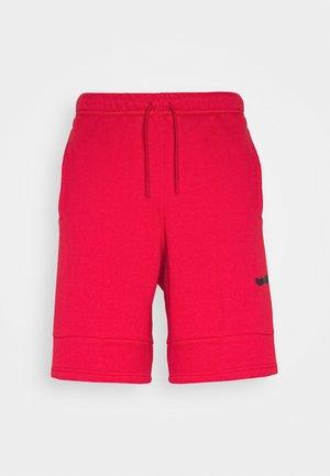 JUMPMAN AIR  - Spodnie treningowe - gym red/black